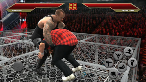 Wrestling Champions Ultimate Cage Revolution Fight 1.0 {cheat|hack|gameplay|apk mod|resources generator} 3