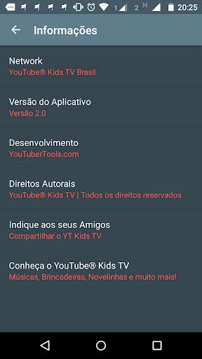 Kids TV para YouTube 2.0 screenshots 7