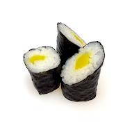 Oshinko (Yellow Pickle) Mini Roll