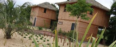 Immobilier : Un hébergement insolite pour dormir près des girafes !