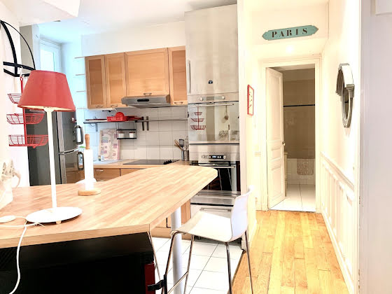 Location appartement meublé 2 pièces 58,62 m2