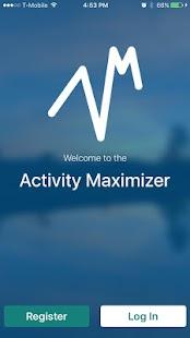 Activity Maximizer - náhled