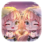 Gacha 4K Wallpapers Cute Girl icon