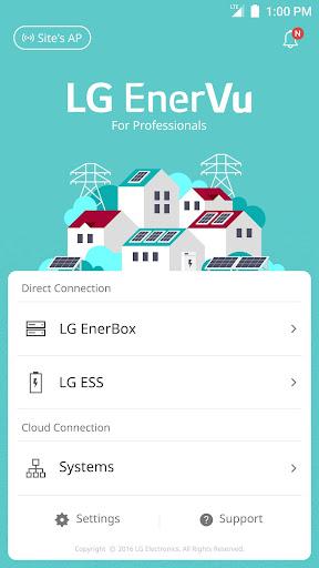 LG EnerVu2 Professionals 3.13.03 screenshots 2