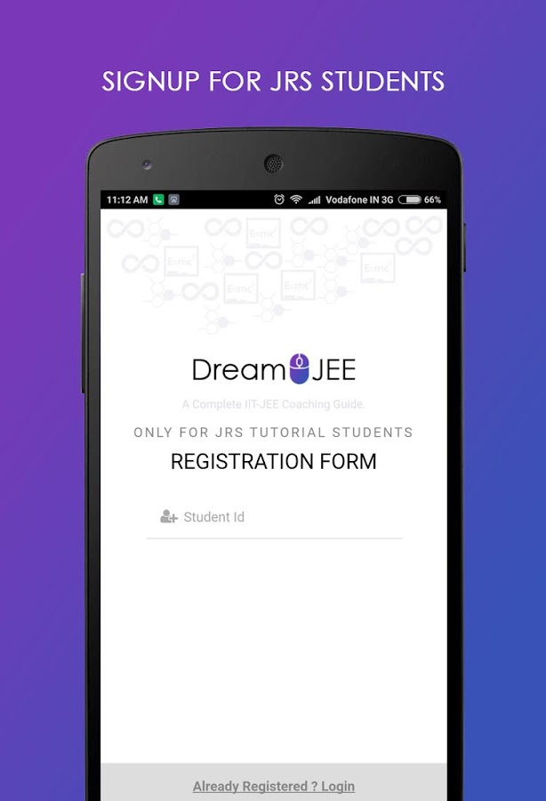 DreamJEE- screenshot