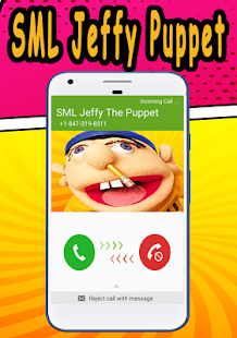 Jeffy Puppet Fake Call SML Rapper Prank - Apps on Google Play