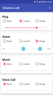Volume Lock - náhled