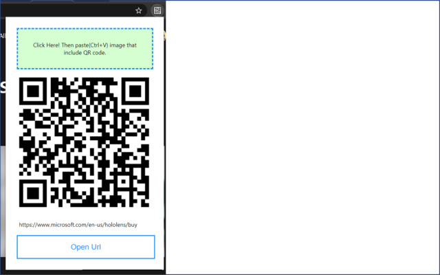 QR Clip and Scan