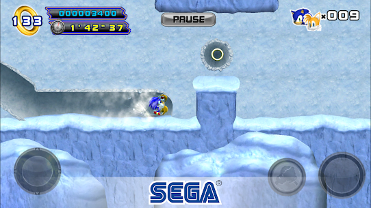 Sonic The Hedgehog 4 Episode II App Latest Version Download For Android and iPhone 3