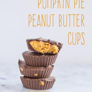 Pumpkin Pie Peanut Butter Cups.