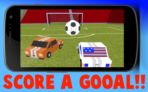Car Soccer - World League