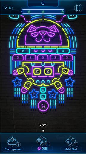Neon n Balls apkpoly screenshots 5