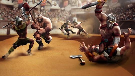 Gladiator Heroes Clash – Fight epic clan battles 2