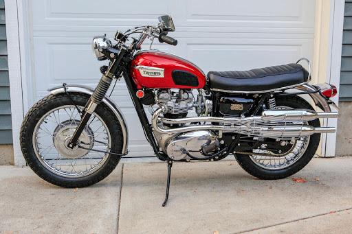 TRiumph TR6C 1969