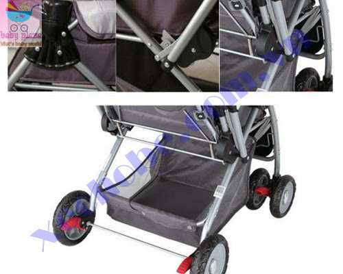 Xe đẩy trẻ em BP05