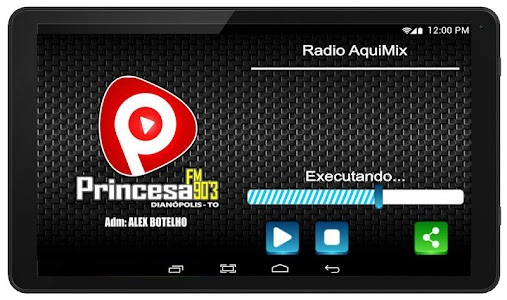Radio Princesa FM Dno screenshot 3