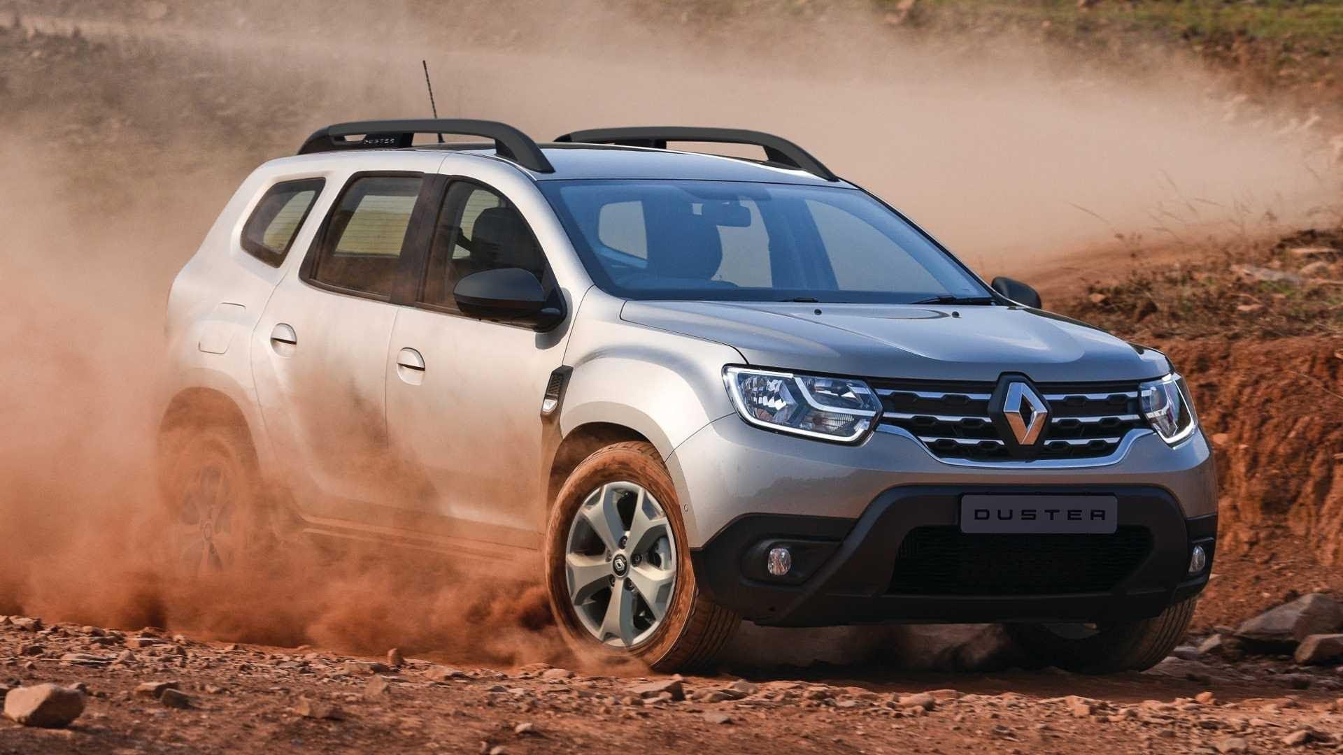 Внедорожник Renault Duster 2020