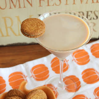 Pumpkin Pie Martini.