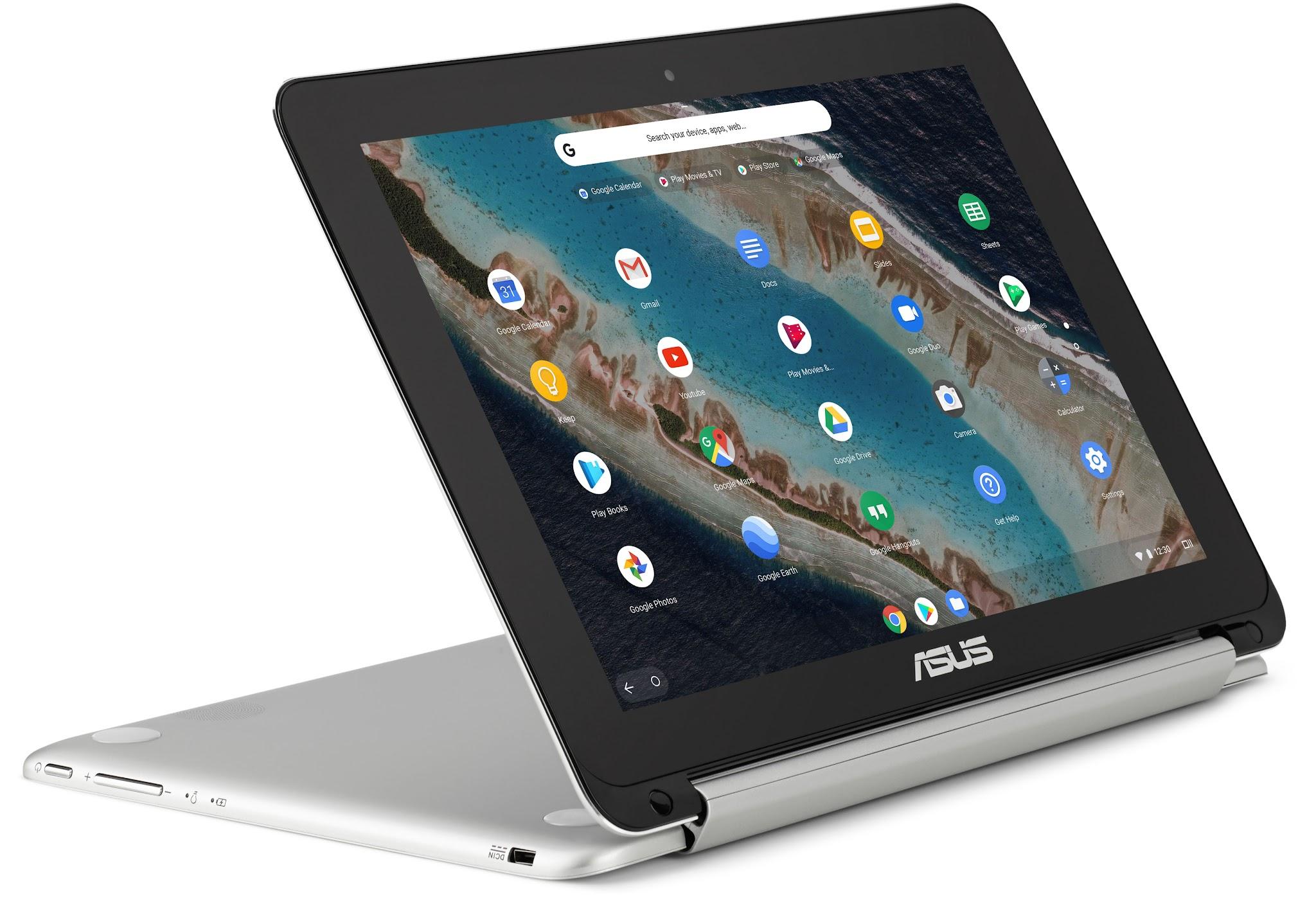 ASUS Chromebook Flip C101 PA - photo 5