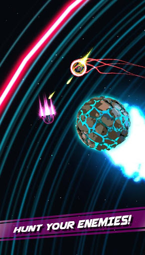 Asteroid Shooter: Space Shooter IO 1.4 screenshots 2