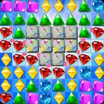 Gems Jewels king Icon