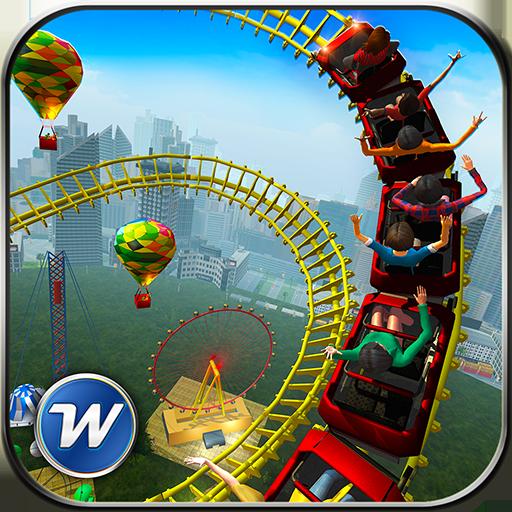 Roller Coaster Simulator - Fun Train Ride