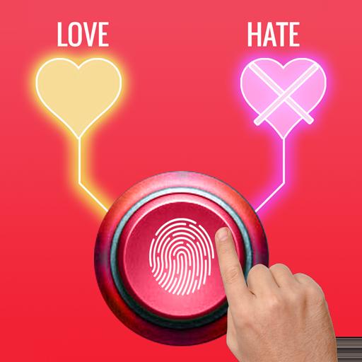 Finger Love Calculator Test Prank
