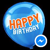Happy Birthday for Messenger