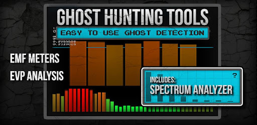 Ghost Hunting Tools (Detector) - Apps on Google Play