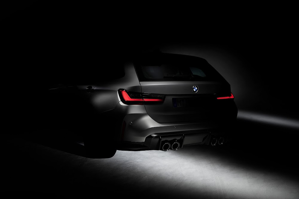 BMW reveals roomy M3 station wagon - DispatchLIVE