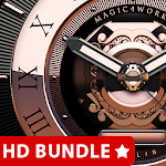 HD Analog Clock Bundle LWP 3 v2.0
