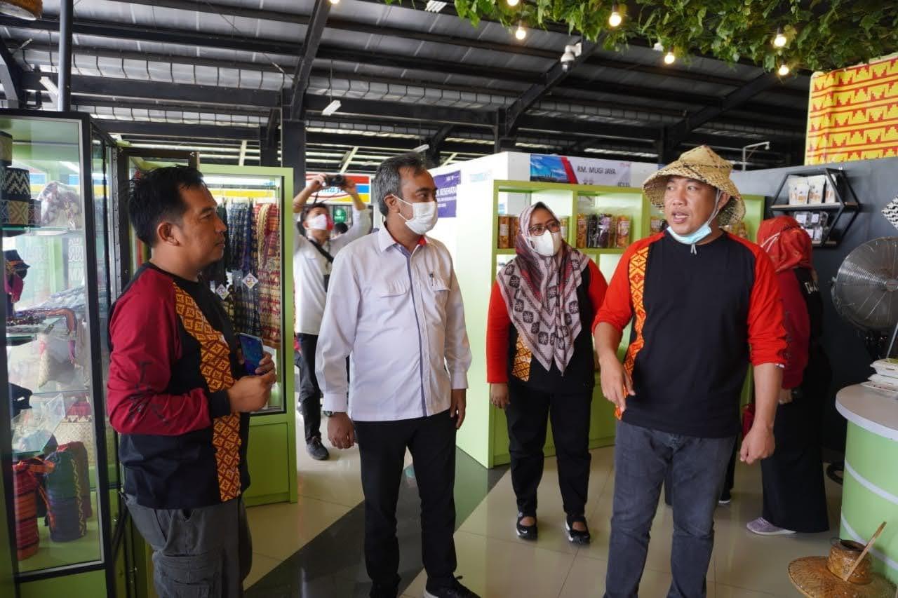 Produk Unggulan Ciri Khas Kabupaten Tulang Bawang Barat