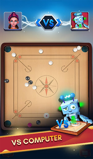 Carrom Kingu2122 - Best Online Carrom Board Pool Game apkmr screenshots 16