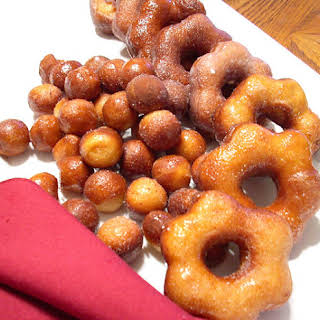 Yeasted Doughnuts.
