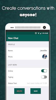 WhatsFake (Create fake chats)