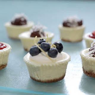 PHILADELPHIA Mini Cheesecakes.