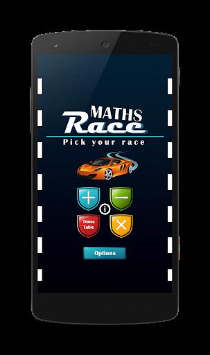 Maths Race