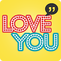 Love Quotes & Pictures icon