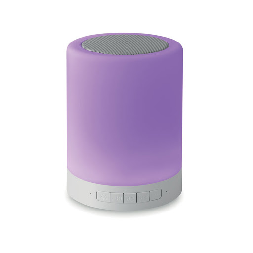 Bluetooth Speaker with colour changing mood light