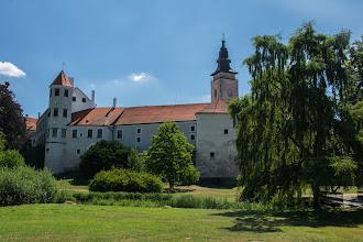 Photo: W XVI wieku Zachariasz z Hradca dokonuje przebudowy gotyckiego zamku na renesansowy pałac.