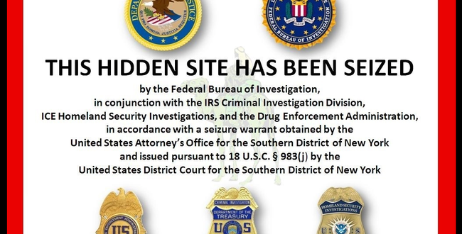 Image result for silk road seized