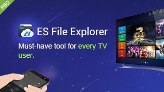 ES File Explorer/Manager PRO Apk Download Free for PC, smart TV