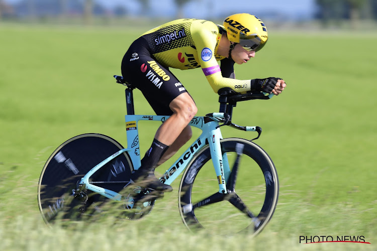 Championnats de Belgique: une belle bagarre mais un Van Aert sur son nuage!