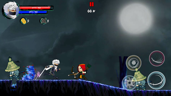 Ninja Assassin Screenshot
