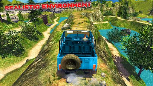 Offroad Jeep Driving & Racing stunts 1.17 screenshots 1
