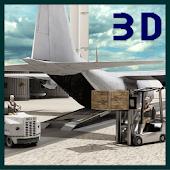Transport Truck Cargo Plane