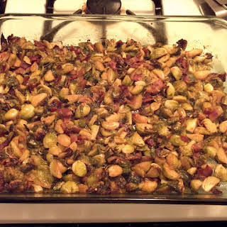 Bacon Brussels Sprouts.