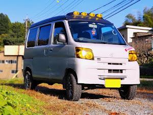 ハイゼットカーゴ  トヨタ ピクシスバンのカスタム事例画像 Ko-@IwasakiHeavyIndustryさんの2018年11月16日09:08の投稿