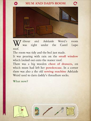 The Secret of Castel Lupo lite apkdebit screenshots 8
