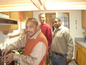 Photo: Kalonji, Kacheyta & Troy